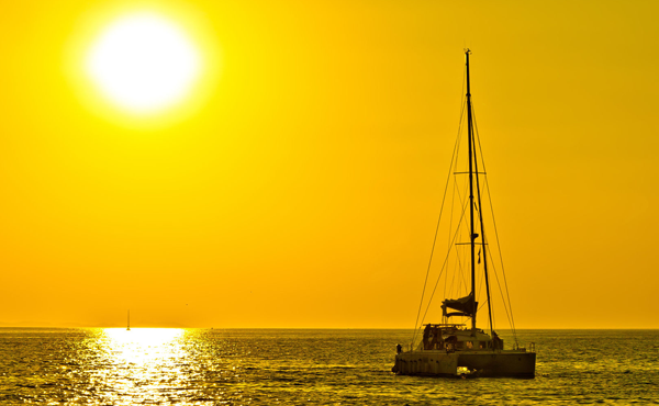 Solar Energy for catamaran