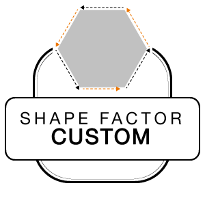 Shape Factor Custom